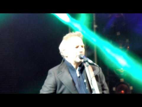 Kevin Costner  live in Schladming, 9.2.2013