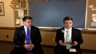 Mormon Missionaries SHOCKINGLY Expose Their Own Doctrine