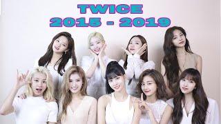 Kumpulan Lagu Twice Lengkap Mulai dari Debut Album 2015 Sampai 2017