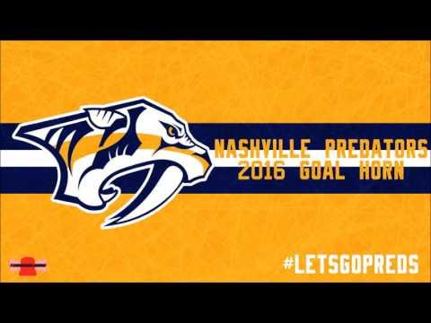 Nashville Predators 2016 Goal Horn