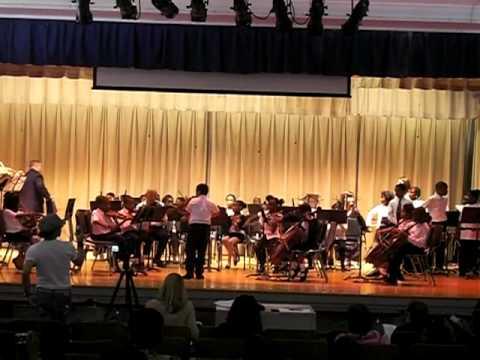 Dvorak's New World Symphony 4th Movement