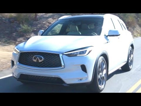2019 Infiniti QX50 White Package - Review