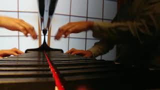 秋川雅史さんの千の風になってをピアノでアレンジして弾きました! #千...
