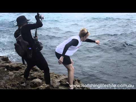 Shore Jigging TV - Jervis Bay Part 1/2