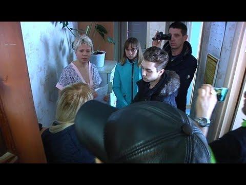 Полиция Шарыпово обыскивает квартиры предпринимателей