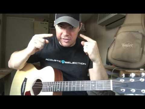 Joy to the World - 3 Chord Easy Guitar Lesson | Matt McCoy