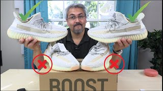 Yeezy Boost 350 V2 LUNDMA REAL VS FAKE