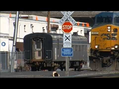 Railfanning CSX, NJT, and NYSW! SAAHC, Meets, Foreign Power, and More!