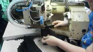 видео крунг промышленное швейное оборудование
