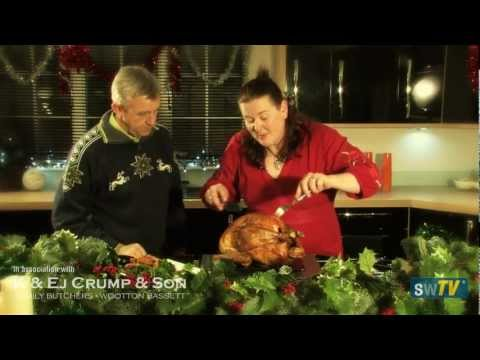 'Festive Flavours' TURKEY  Christmas Cooking Series by Swindonweb.