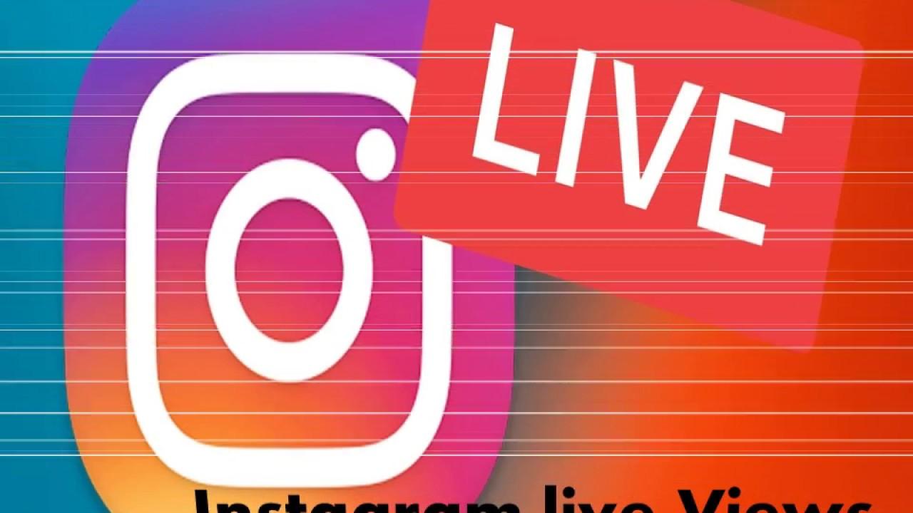 Instagram Live Views - YouTube ceb48bc9b
