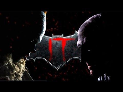 Batman vs IT/Pennywise FULL TRAILER (Fan-Made) [HD]