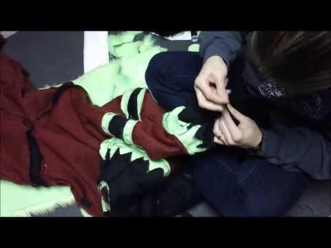 Making Aroxxis Downfall - Part 2 Digitigrade Body