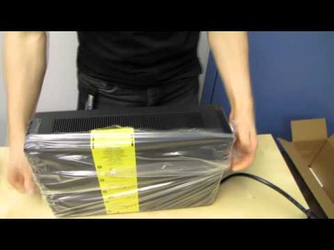 APC BACK-UPS Pro 1000 Uninterruptible Power Supply UPS Unboxing & First Look Linus Tech Tips