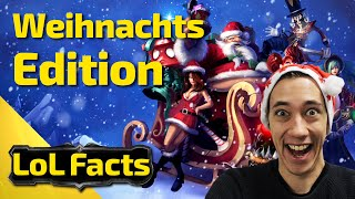 LoL Facts | Weihnachts Edition | 18 thumbnail
