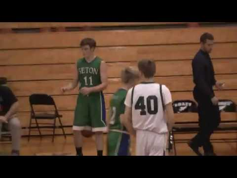 Chazy - Seton Catholic Boys  1-16-18