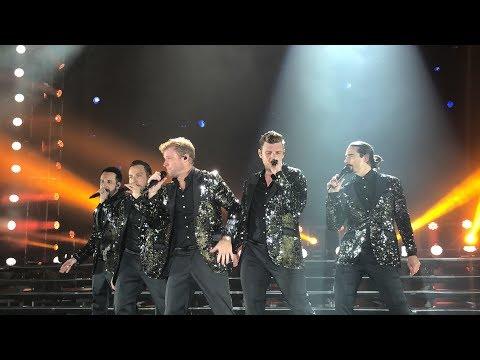 Backstreet Boys Full Concert Cancun HD Moon Palace Arena