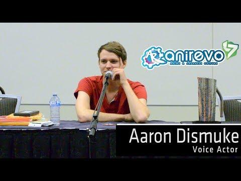 Anirevo2017 Aaron Dismuke Exclusive