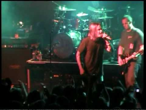 Alter Bridge Live in London 2004-12-03 - Shed My Skin