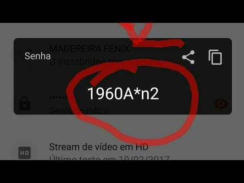 Novo Apk Para Descobrir Senha De Wi Fi Youtube