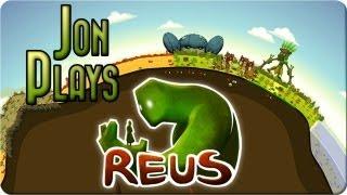 Reus Gameplay - New Indie