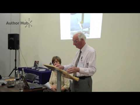 Sir John Houghton's lecture on the impact of climate change at Cambridge University Press