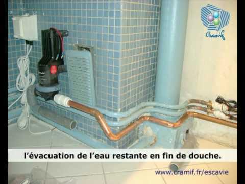 ESCAVIE-CRAMIF Handicap et aides techniques - Pompe daspiration pour ...
