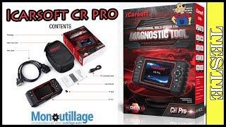 iCarsoft CR pro ( la  présentation )