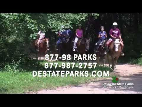 Delaware State Parks Camping