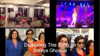 "Agar Tum Mil Jao(Zehar) ""Dedicated To Shreya Ghoshal"""