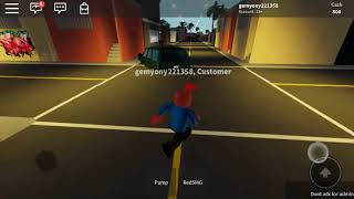 The warzone Roblox killing people