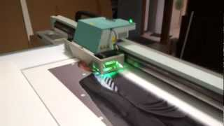 A Zero job - Large format printing - President