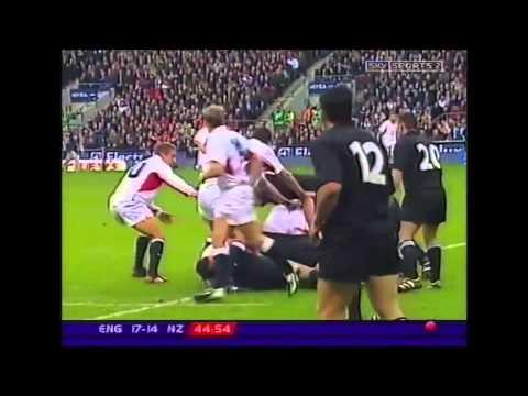 Weak Seams in Defensive Lines (Part 1 - In Behind)
