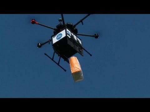 شاهد: طائرات بدون طيار لتوصيل الطعام في أيسلندا  - نشر قبل 2 ساعة