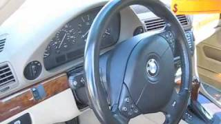2001 BMW 740i Start Up, Engine, and Full Tour