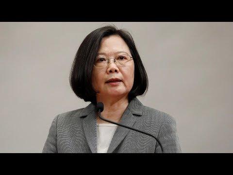 Cross-Strait ties worsened after Tsai Ing-wen took office