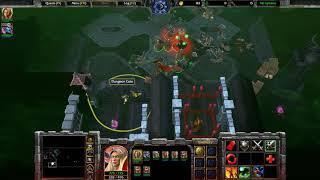 Warcraft 3 Reforged: The Dungeons of Dalaran (Beta)