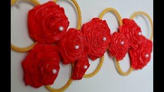 Wall Hanging With Bangles and Yarn | Wall Decor idea | Inspiration Kidzone