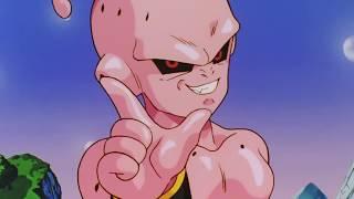 Kid Buu vs Fat Buu (Dragon Ball Kai)