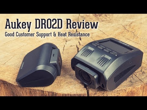 Aukey DR02D Dual Dash Cam Review - Heat Resistant Camera With Good 2-Year Warranty Service