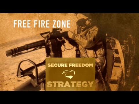Free Fire Zone-  Secure Freedom Strategy press conference