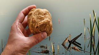 Самое уловистое тесто по холодной воде клюёт рыба всю осенью и зимой