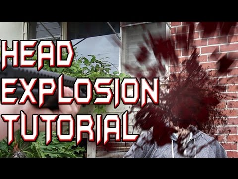Head Explosion - After Effects Tutorial #5