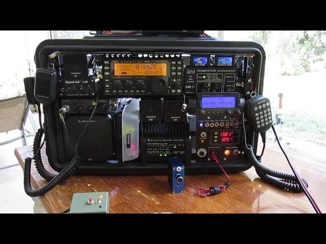E COM Go Box Emergency Communication