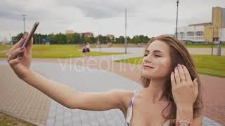 Beautiful Young Woman Eating a Stick Of Celery - (people) | Stock Footage Mega Pack +40 items