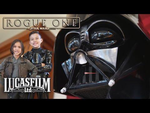 LUCASFILM TOUR!!! Rogue One!