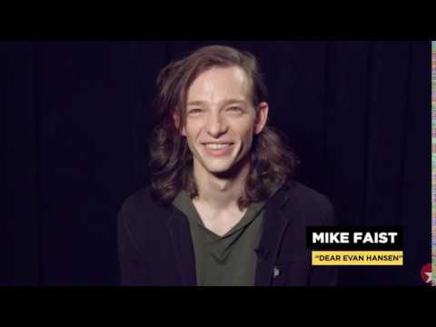 Mike Faist Dear Evan Hansen Tony Nomination s