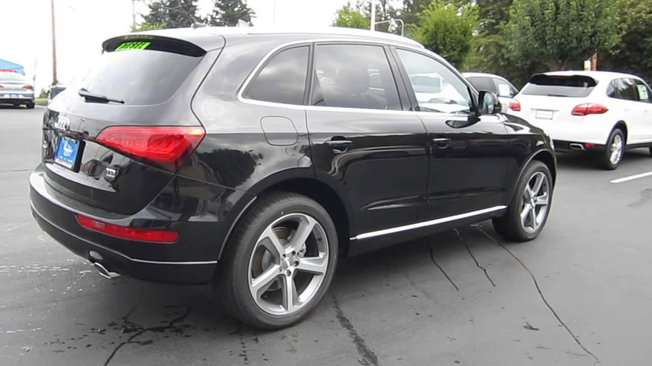 2014 Audi Q5 Phantom Black Stock 109469 Youtube