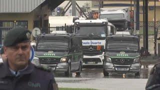 Confusión y gasolineras secas el primer día de crisis energética en Portugal