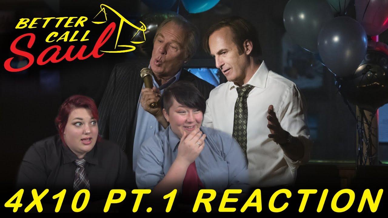 Download Better Call Saul 4X10 WINNER PT.1 reaction